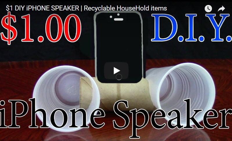Low+Expense+DIY+Speaker