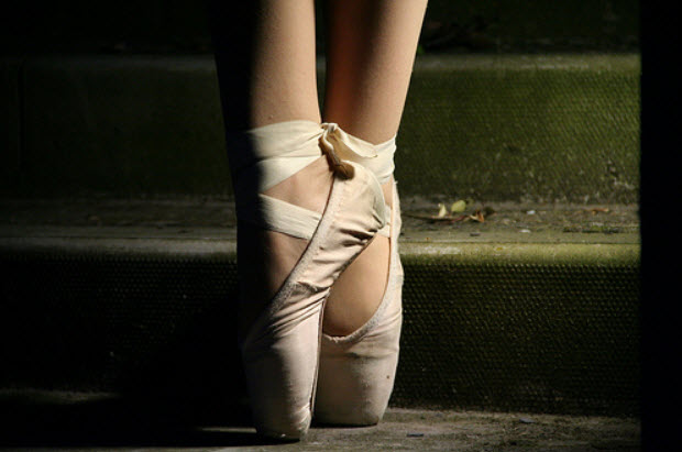 Ballet+Pointe+Shoes