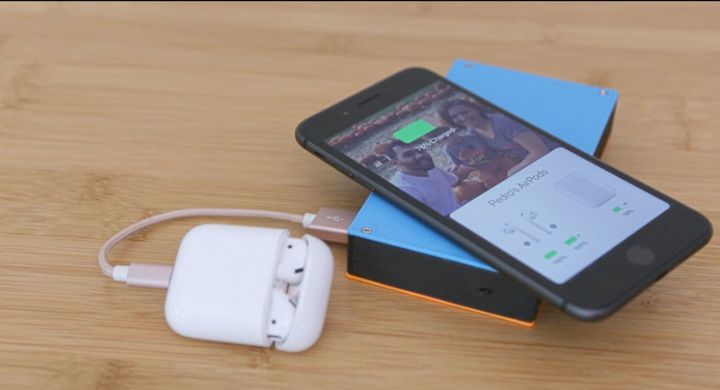Make a Portable Qi Charger for your phone