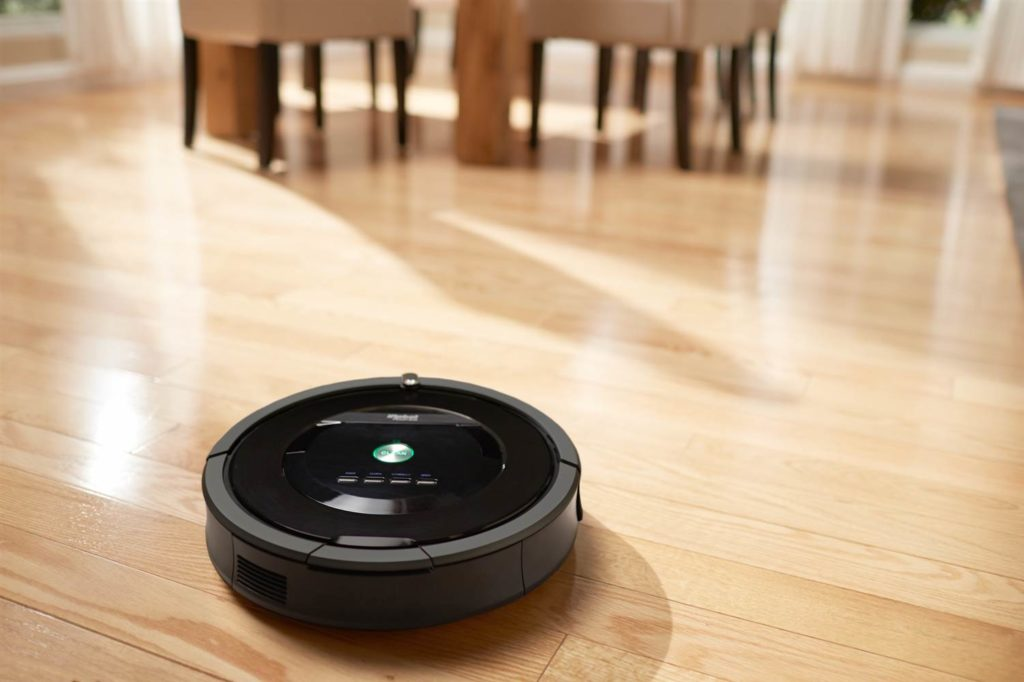 Roomba Robot powered by a Raspberry Pi