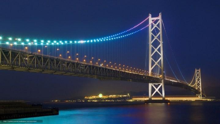 Kobe%2C+Japan+---+The+Akashi+Strait+Bridge+in+Kyoto%2C+Hyogo+Prefecture%2C+Japan+is+the+longest+suspension+bridge+in+the+world.+---+Image+by+%C2%A9+Robert+Essel%2FCorbis