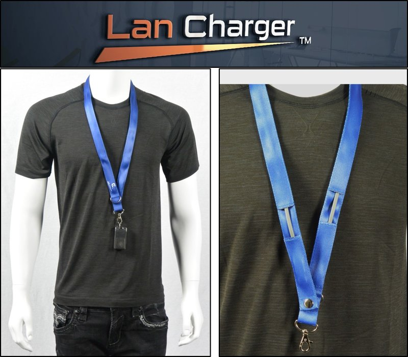 Charging Lanyard/ Edits
