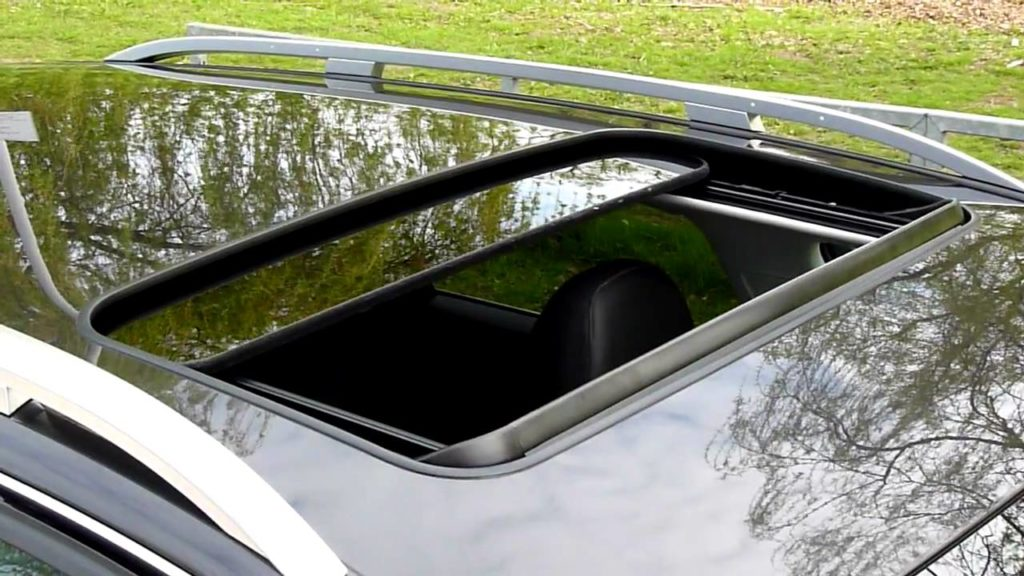 Smart Sunroof