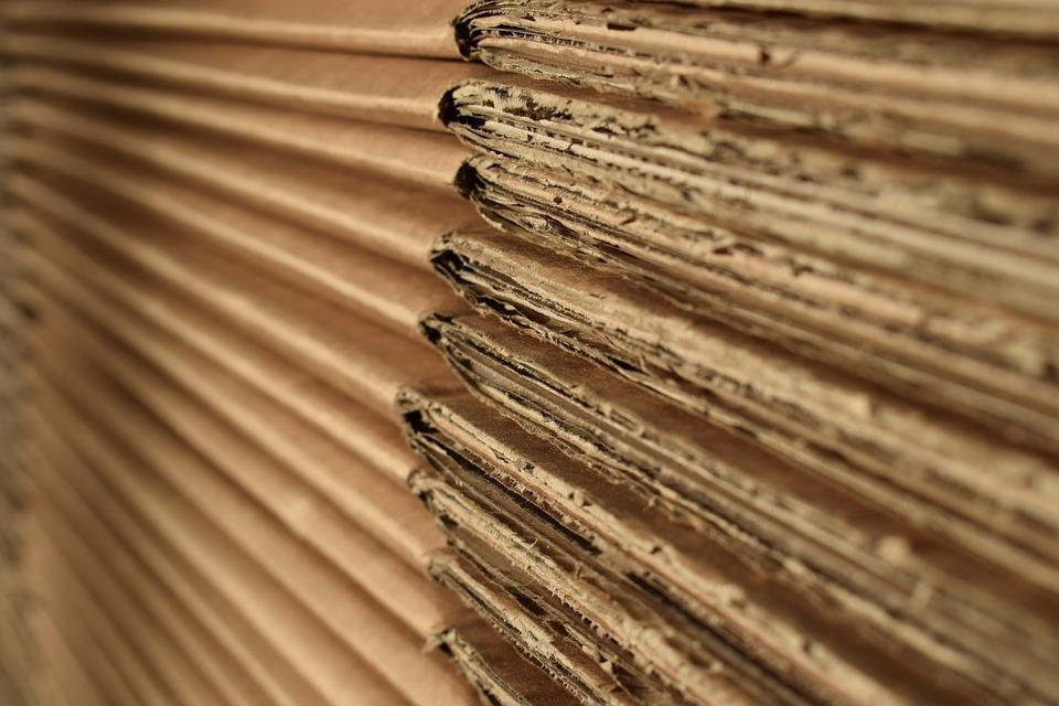 How+is+Cardboard+Made