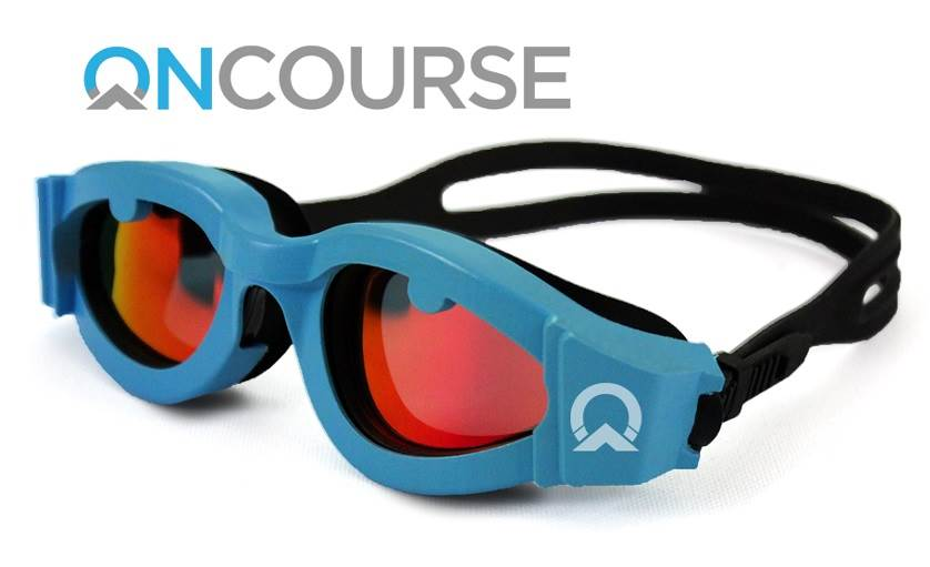OnCourse+GPS+Goggles