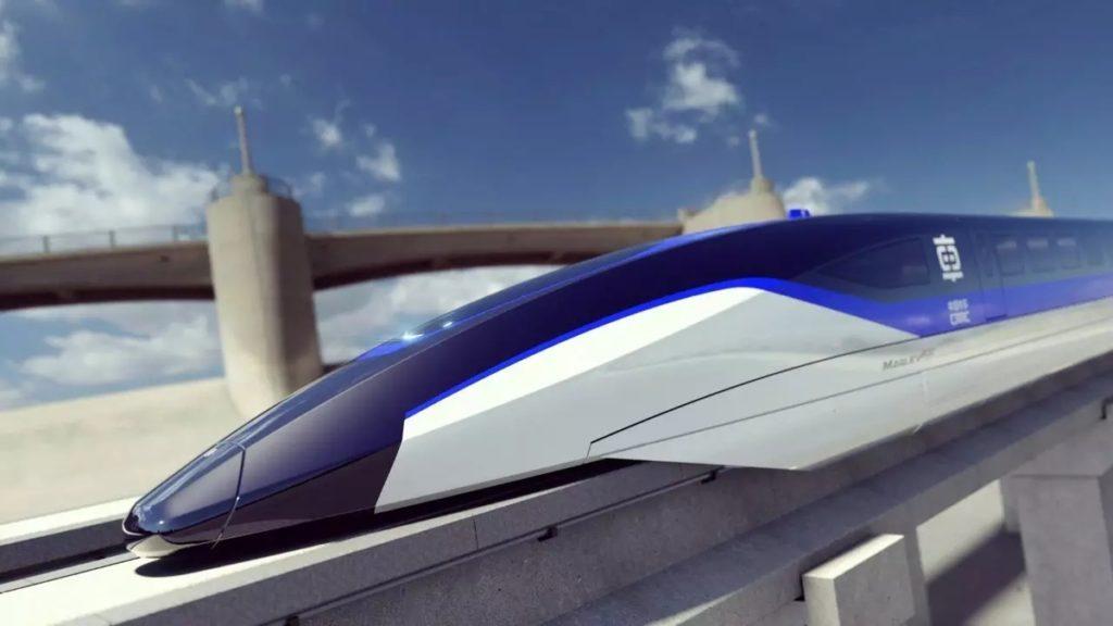 How+Maglev+Trains+Work