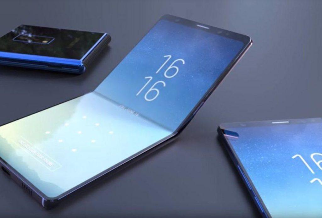 Samsung+Flexible+Smart+Phones