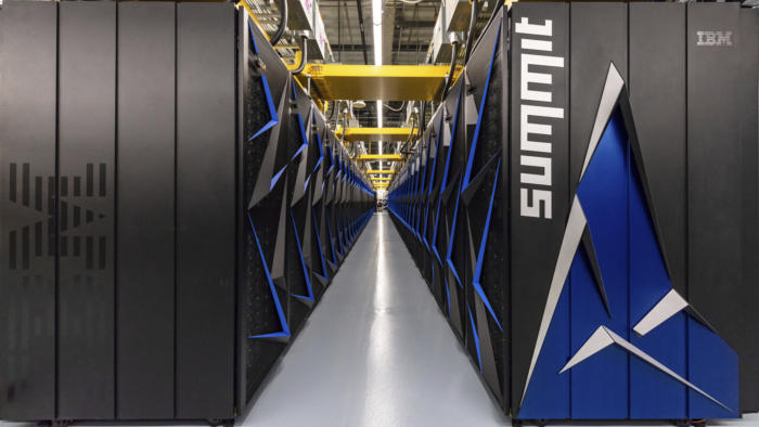 SUMMIT%2C+The+Worlds+Fastest+Computer