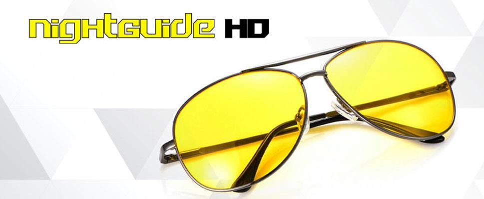 NightGuide HD – Driving Glasses