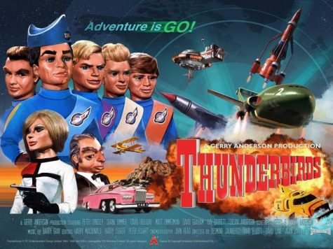 The poster for the 1st season of Thunderbirds TV show.  Photo Source:  Promotional Poster.