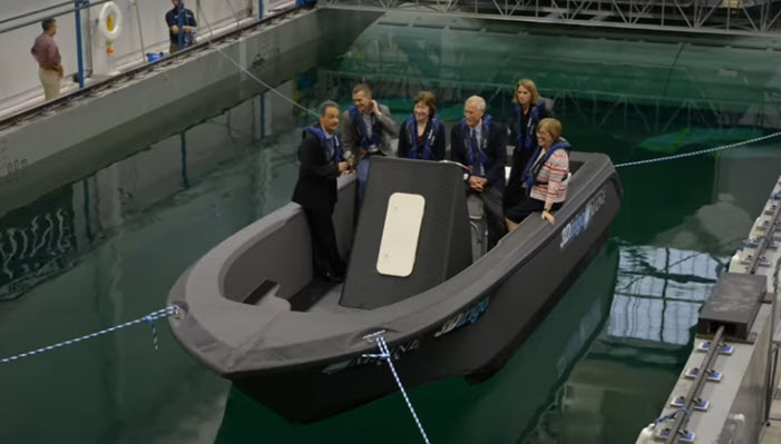 The+Biggest+3-D+Printed+Boat+In+The+World