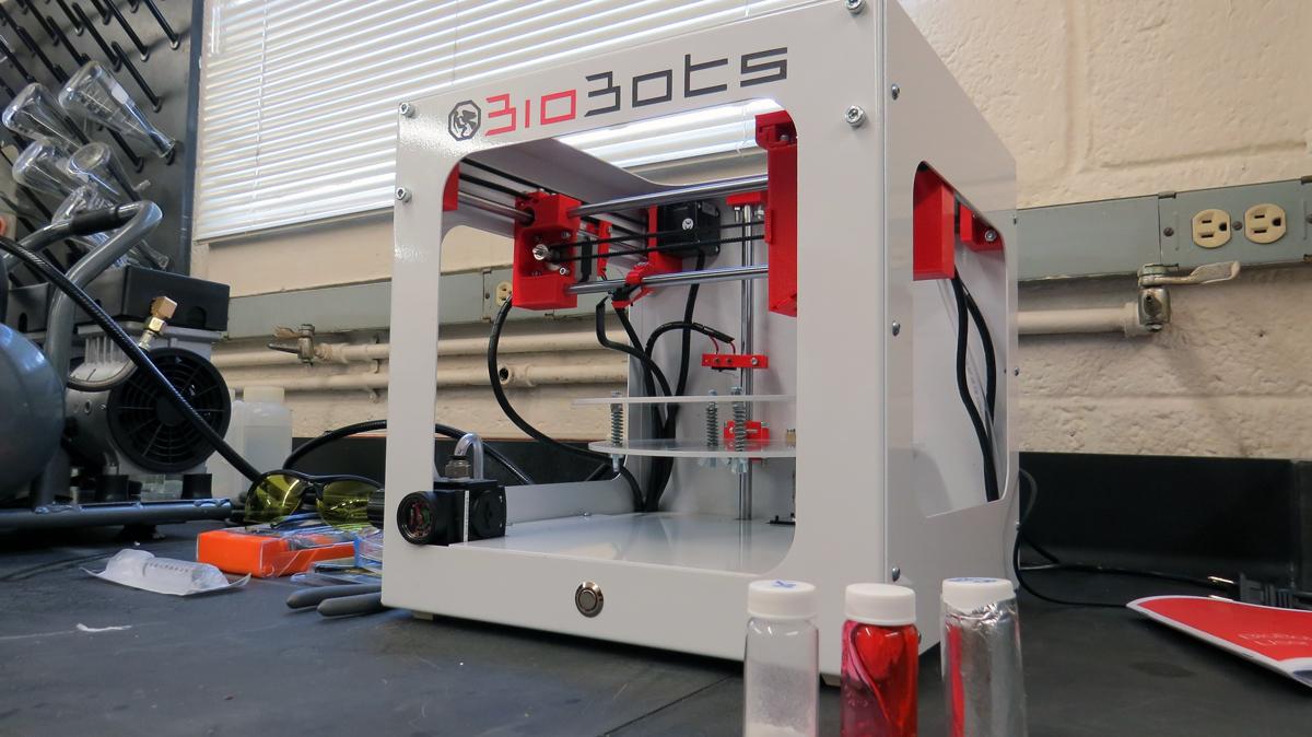 BioBots 3D Printer: Printer That Prints Organs!