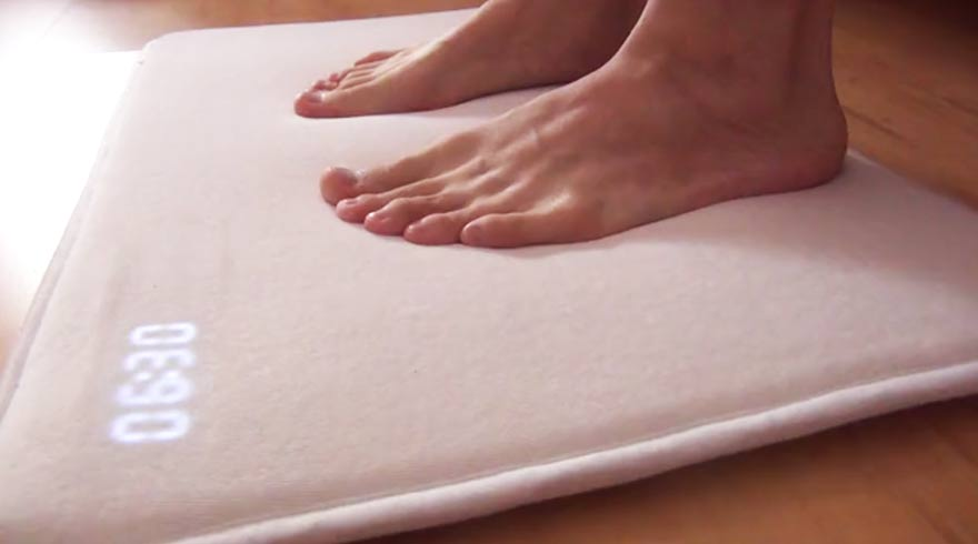 A Floor Mat That's Also An Alarm