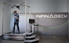 Infinadeck - The Omnidirectional Treadmill