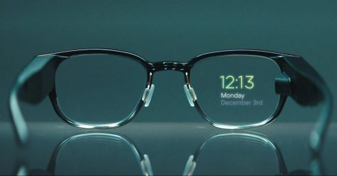 Photo of smart glasses. Image Credit: Trendly News