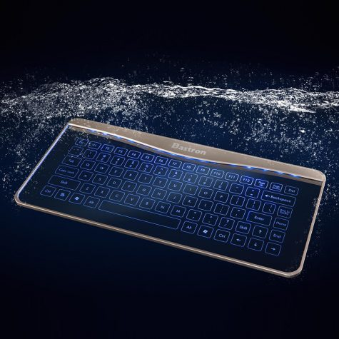 Bastron Glass Keyboard https://www.bastron.co.uk/product/b6-wired-glass-keyboard/
