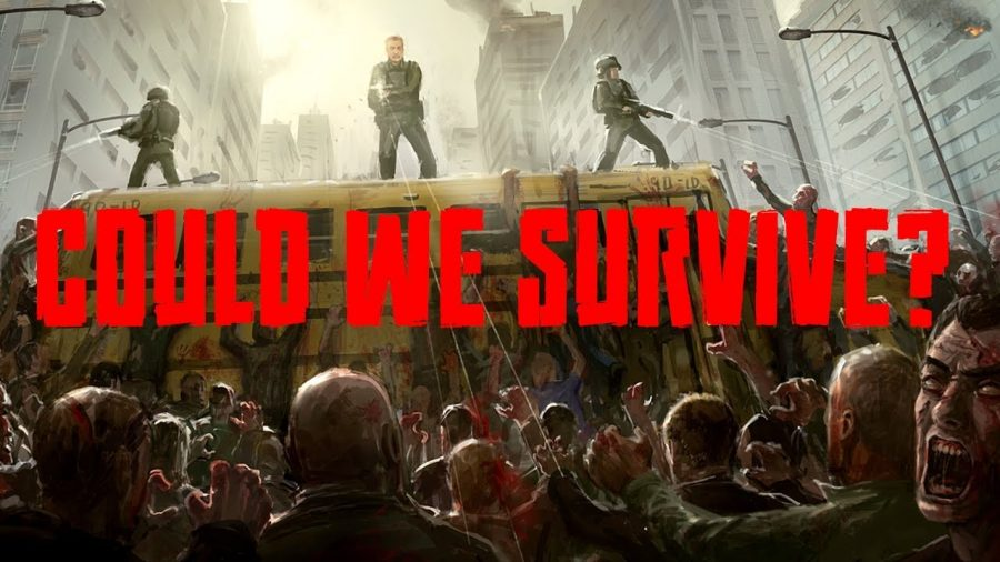 Could we Survive the zombie apocalypse? By second thought the youtube channel.