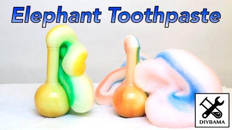 elephant-toothpaste