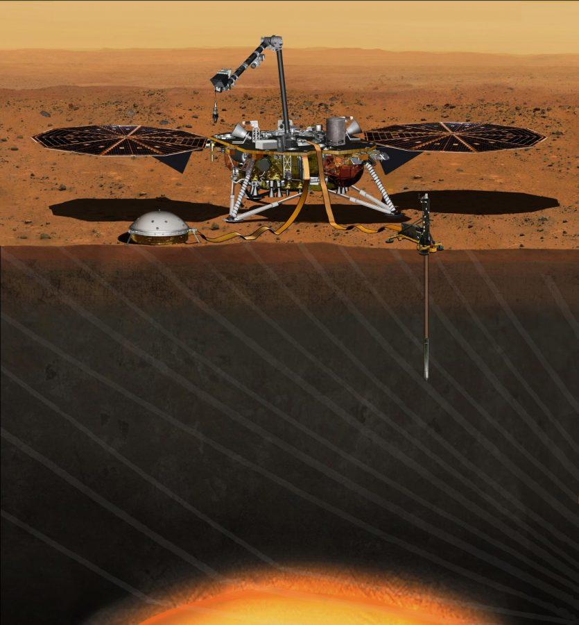 NASA Mission Reveals That Mars is Seismically Active