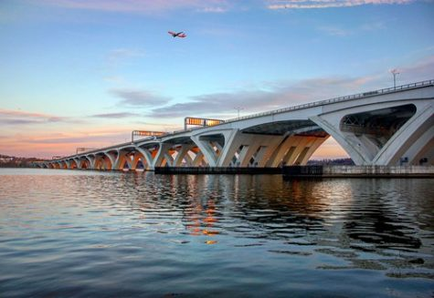 Woodrow Wilson Memorial Bridge