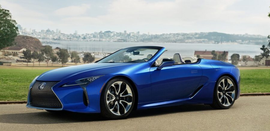Source - https://www.motortrend.com/cars/lexus/lc/2021/2021-lexus-lc-500-convertible-photos-details-release-date/