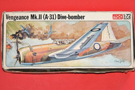 """""""Vengeance Mk.II Dive Bomber Frog"""" by Cocardes is licensed under CC BY-NC-ND 2.0"""