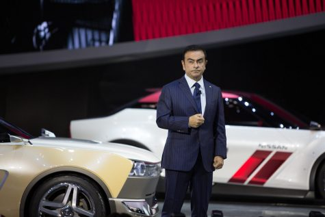 """""""Nissan Carlos Ghosn"""" by OurWorld2.0 is licensed under CC BY-NC-SA 2.0"""