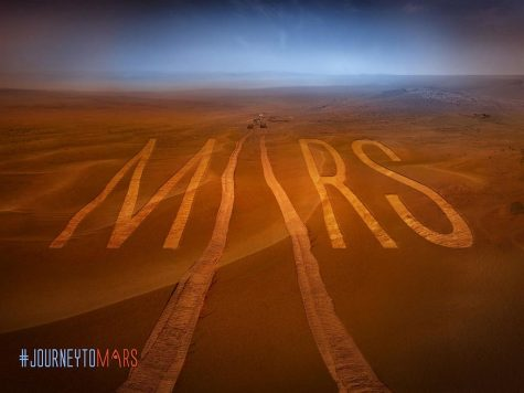 """Hey...Wanna Go to Mars? (NASA, 07/31/14)"" by NASA"