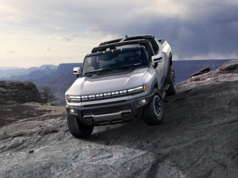 Hummer EV Edition 1 – The World's Greatest Super-Truck