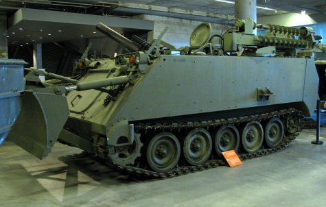 """""""M113 Combat Engineer Vehicle 2"""" by dugspr — Home for Good is licensed under CC BY-NC 2.0"""