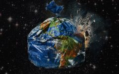 Navigation to Story: Throwing Trash into Space?