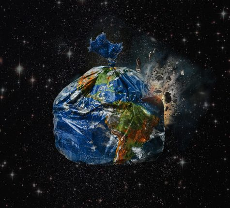 """Trashed Earth"" by gideon_wright is licensed under CC BY 2.0"