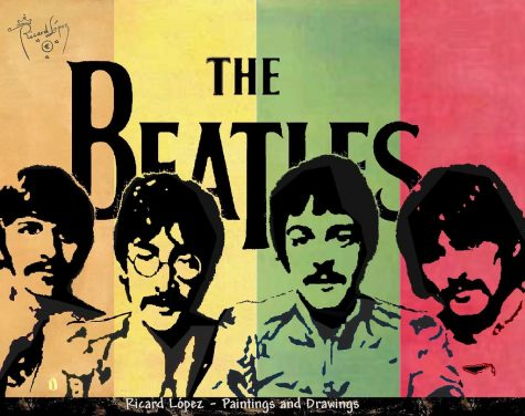 """Beatles"" by Ricard Lopez 1 is licensed under CC BY-NC 2.0"