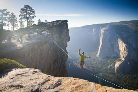 Picture of Slacklining