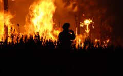 Navigation to Story: How The Fires Can Affect Climate Change