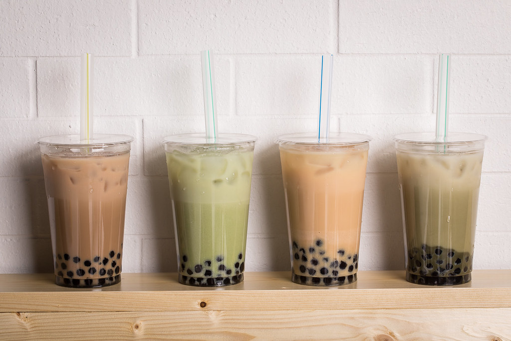 """""""Poké Bop Boba Tea"""" by Oh So Cynthia is licensed under CC BY-NC-ND 2.0"""