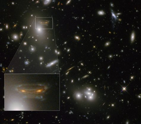 """""""Hubble Nabs Space Invaders?"""" by NASA Goddard Photo and Video is licensed under CC BY 2.0"""