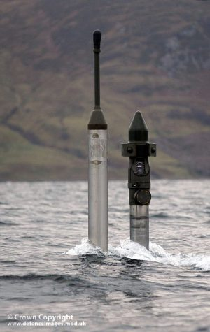 """Persicope of HMS Talent"" by Defence Images is licensed under CC BY-NC-ND 2.0"