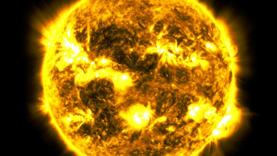 How Powerful the Sun Really Is