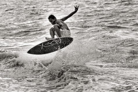 """Skimboard Action Tg Bungah-115"" by amrufm is licensed under CC BY 2.0"
