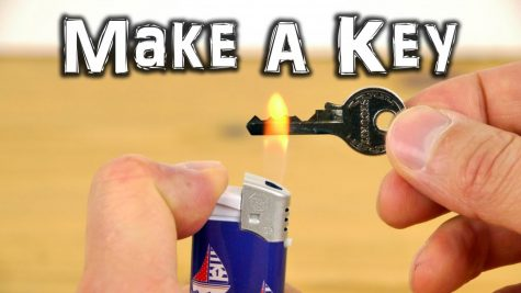 How To Make A Spare House Key