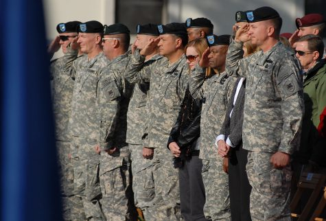 """VETERANS DAY CEREMONY 2009 - US ARMY AFRICA - 091110 (34A)"" by US Army Africa is licensed under CC BY 2.0"