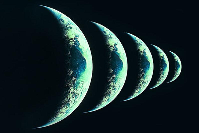 The multiverse - CREDIT: Digital Vision/Howstuffworks