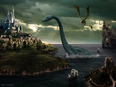 """Fantasy Castle"" by RL Fantasy Design Studio is licensed under CC BY-SA 2.0"