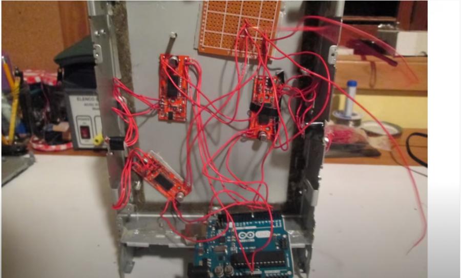 Elegoo Arduino 3d Printer