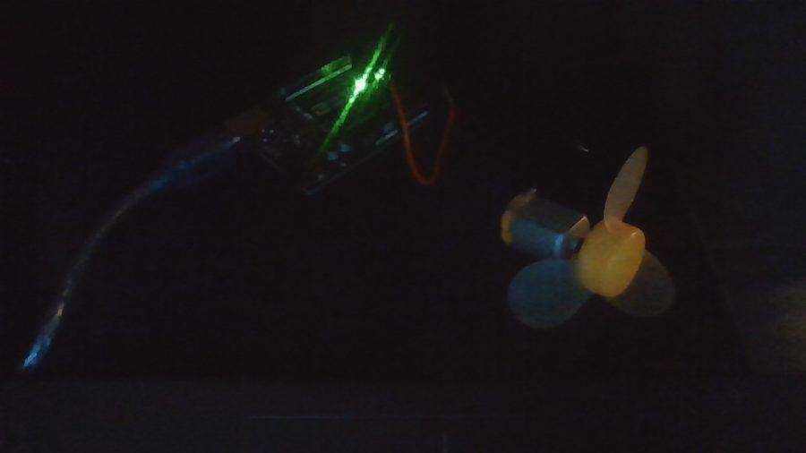 Arduino Elegoo Fan