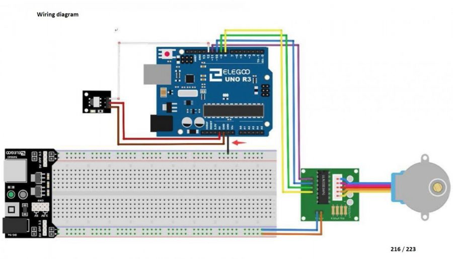 Here Is A Diagram Of A Motion Sensor
