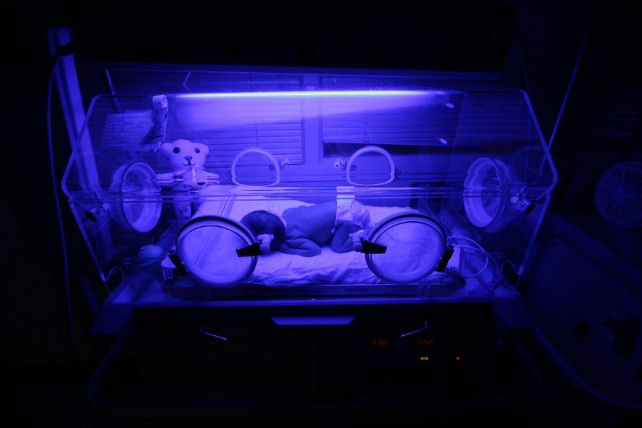 A Solar Powered Crib