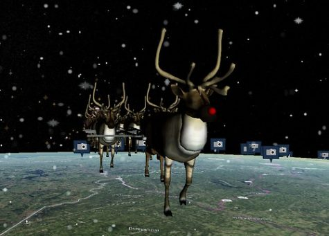 """NORAD Santa Tracker 2018"" by Heartlover1717 is licensed under CC BY-NC-ND 2.0"