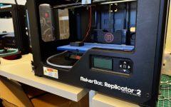 Photo of 3D-Printer